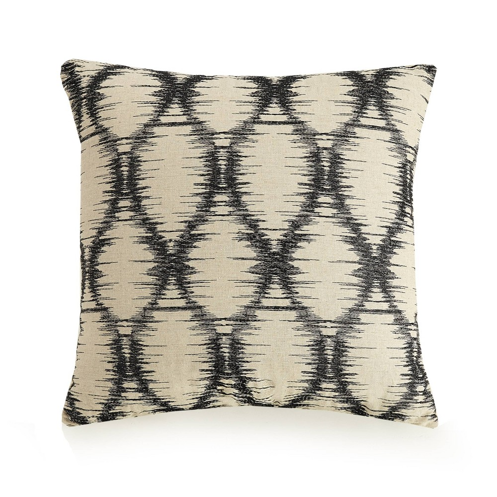 Image of Decorative Throw Pillow Black - Ayesha Curry