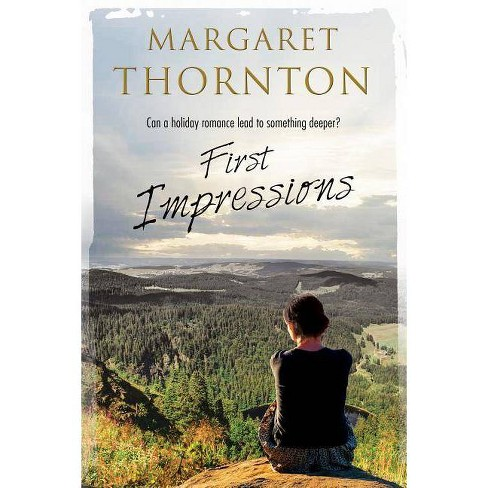 First Impressions - by  Margaret Thornton (Hardcover) - image 1 of 1