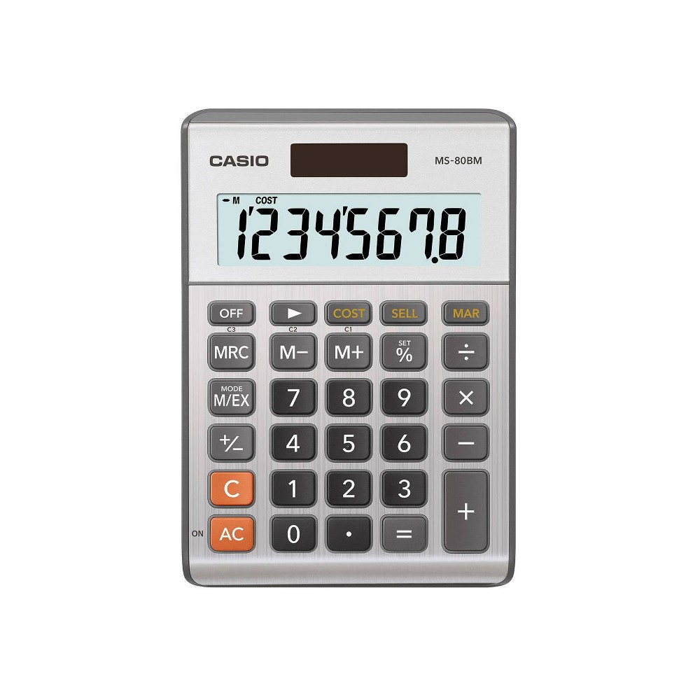 Image of Casio Desktop Business Caculator