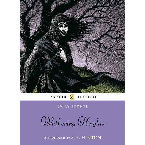 Wuthering Heights - (Puffin Classics) by  Emily Bronte (Paperback) - image 1 of 1