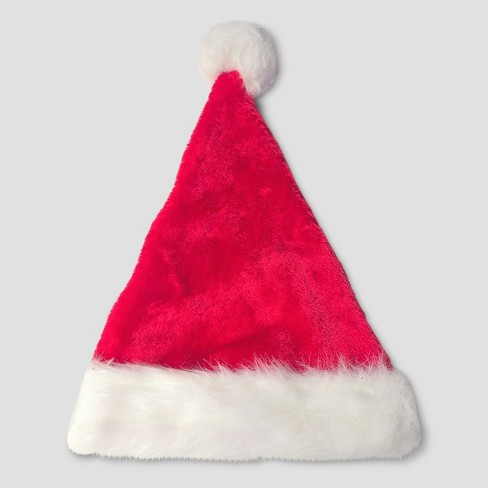 8388c6b3d056e Adult Santa Hat Red - Wondershop™. Shop all Wondershop