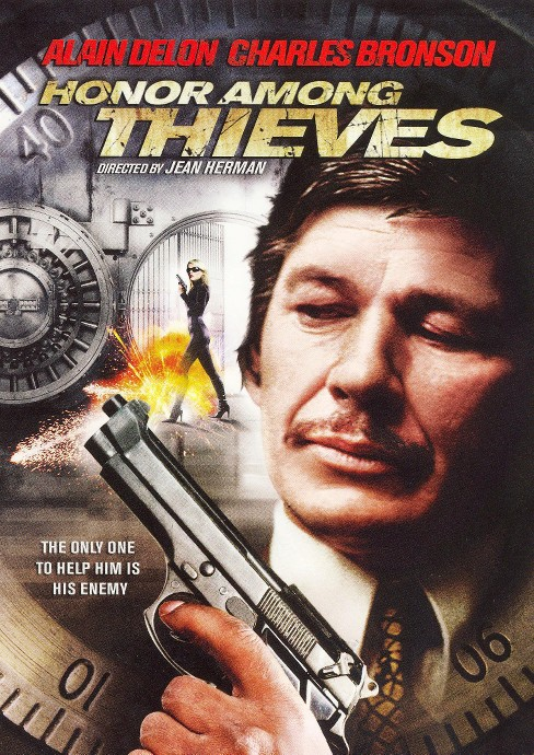 Honor among thieves (DVD) - image 1 of 1