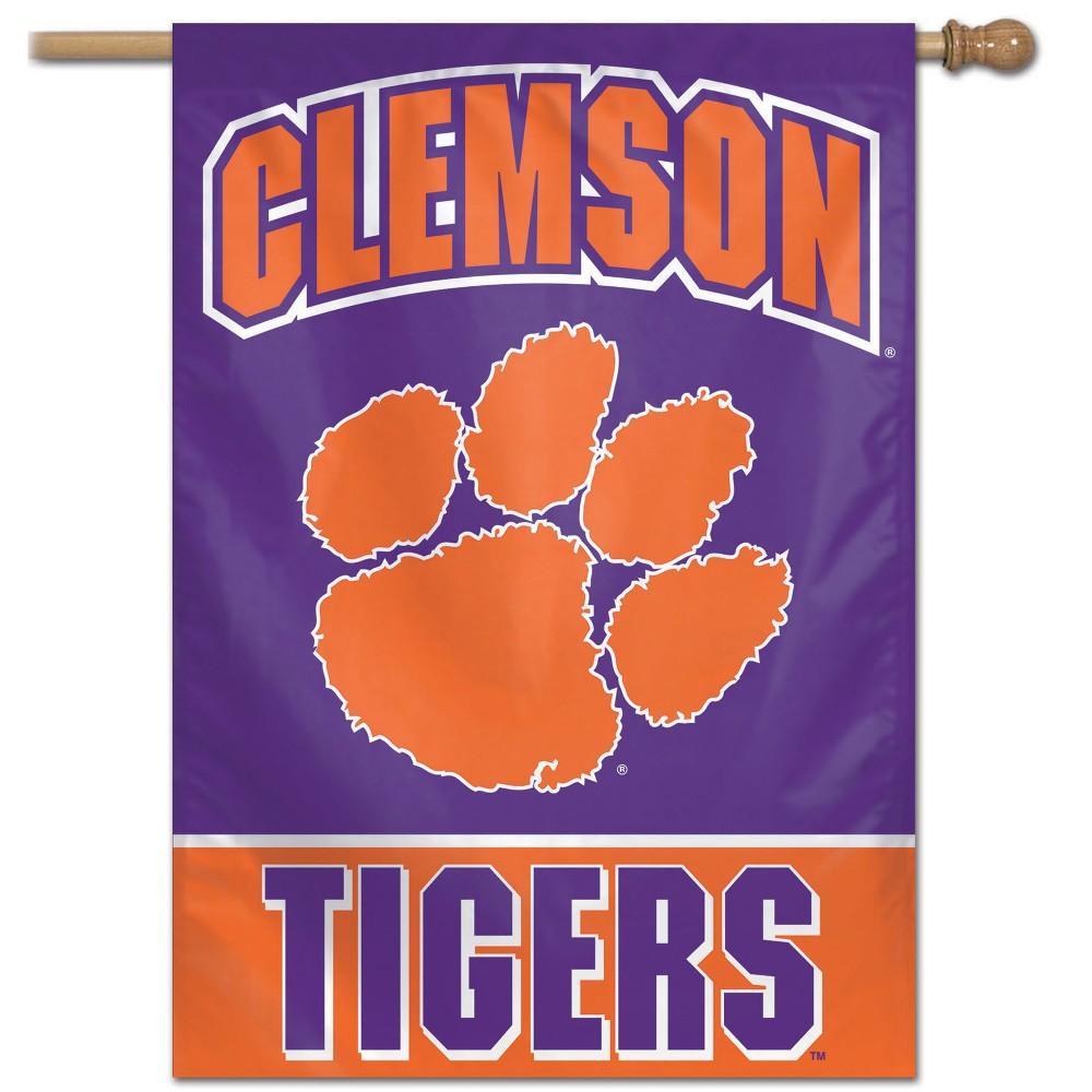 NCAA Clemson Tigers Wall Sign