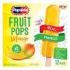 Popsicle Real Mango Fruit Frozen Pops  - 12pk - image 2 of 4