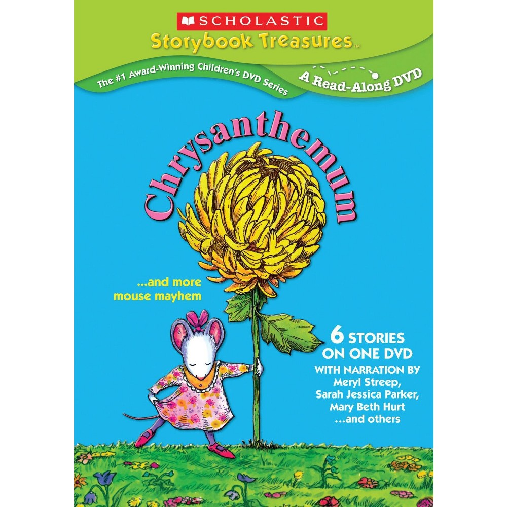 Chrysanthemum And More Mouse Mayhem (Dvd)