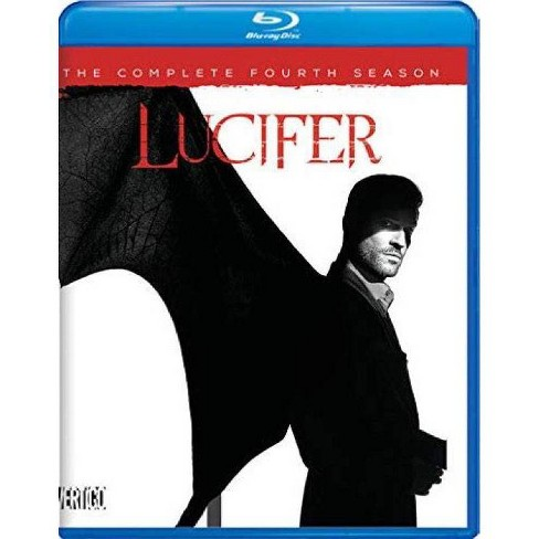 Lucifer: The Complete Fourth Season (Blu-ray) - image 1 of 1
