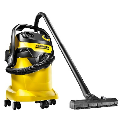 Wd5 Wet/Dry Vacuum - Yellow - Karcher