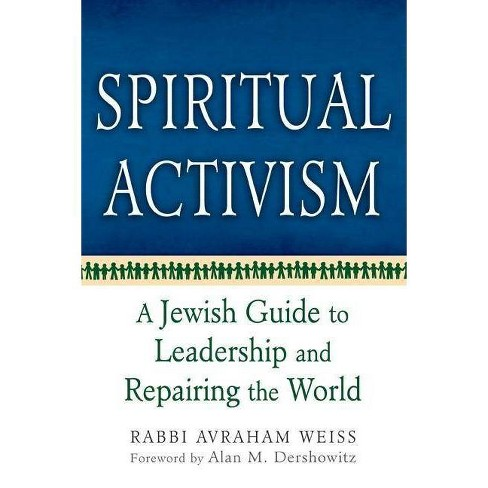 Spiritual Activism - by  Avraham Weiss (Hardcover) - image 1 of 1