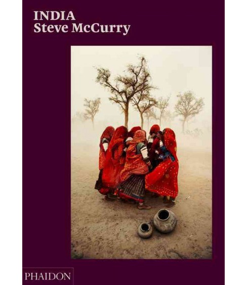 India (Hardcover) (Steve McCurry & William Dalrymple) - image 1 of 1