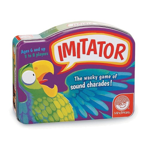 MindWare Imitator - Games - 114 Pieces - image 1 of 3