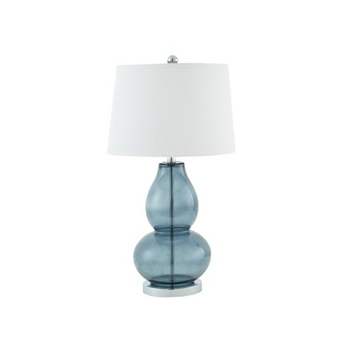 2pc Gannet Table Lamp Blue (Lamp Only) - image 1 of 4