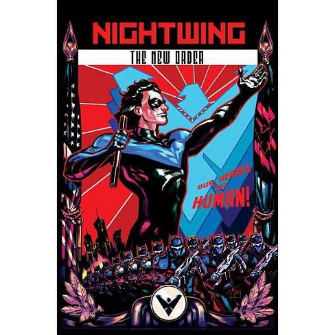 Nightwing: The New Order - by  Kyle Higgins (Paperback) - image 1 of 1