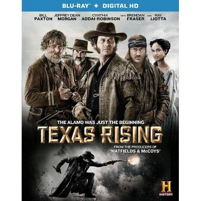 Texas Rising (Blu-ray)(2015)