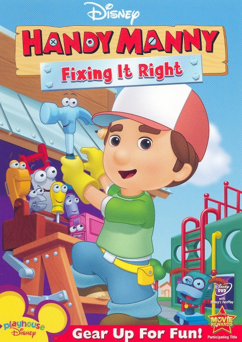Handy Manny: Fixing It Right - image 1 of 1