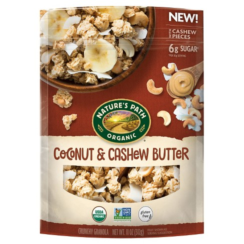Nature's Path Coconut & Cashew Butter - 11oz - image 1 of 1