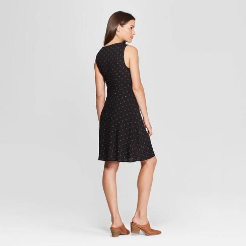 35fc158890e Women s Geo Floral Print V-Neck Dress - Universal Thread™   Target
