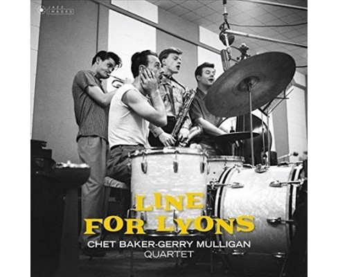 Chet Baker - Line For Lyons (Vinyl) - image 1 of 1