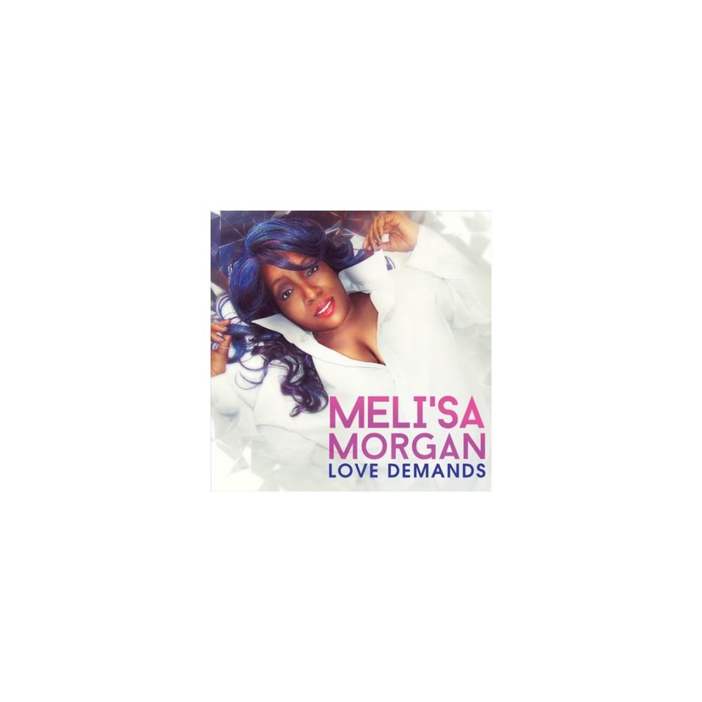 Meli'sa Morgan - Love Demands (CD)