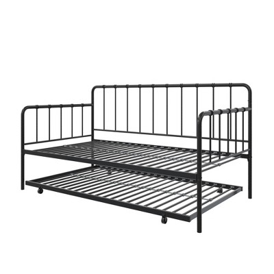 Avery Metal Daybed and Trundle - Room & Joy