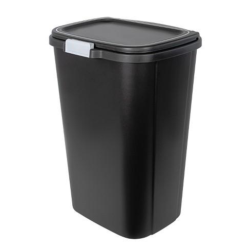 13gal Odor Block Waste Gray - Hefty - image 1 of 4