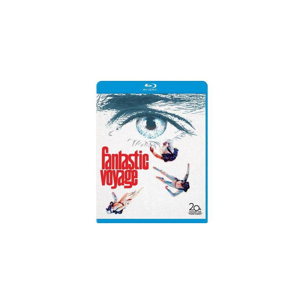 Fantastic Voyage Blu Ray 2013