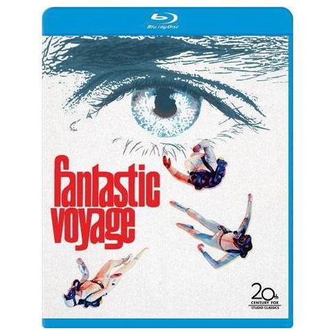 Fantastic Voyage (Blu-ray) - image 1 of 1