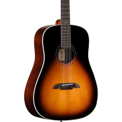 Alvarez MD70 Masterworks Dreadnought Acoustic Guitar Sunburst