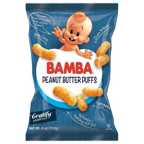 Bamba Peanut Butter Puffs - 4oz - image 1 of 1