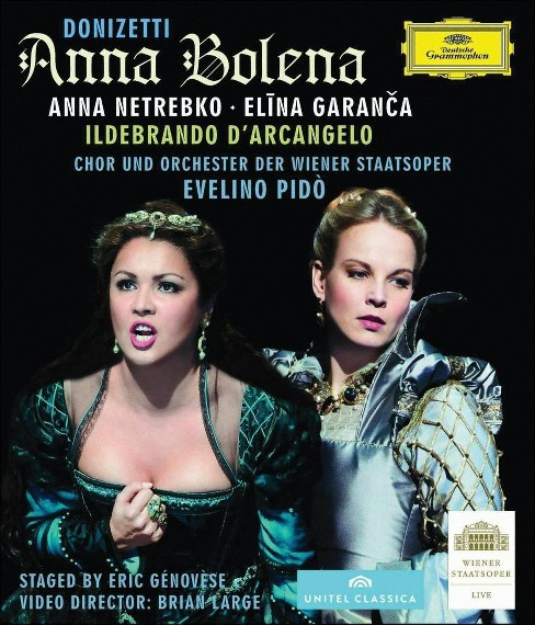 Donizetti:Anna bolena (Blu-ray) - image 1 of 1