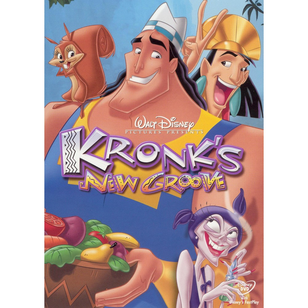 Kronk's New Groove, Movies