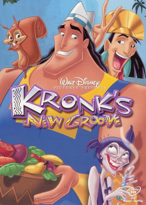 Kronk's New Groove - image 1 of 1
