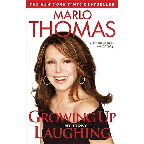 Growing Up Laughing - by  Marlo Thomas (Paperback) - image 1 of 1