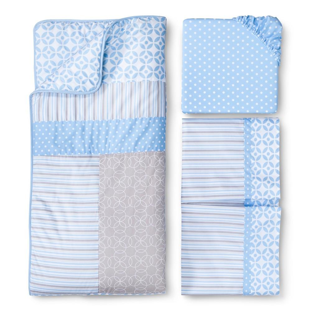Trend Lab 3pc Crib Bedding Set Ndash Logan