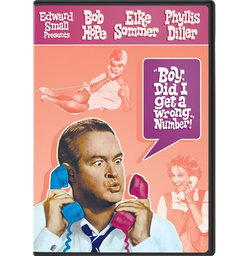 Boy Did I Get A Wrong Number (DVD) - image 1 of 1