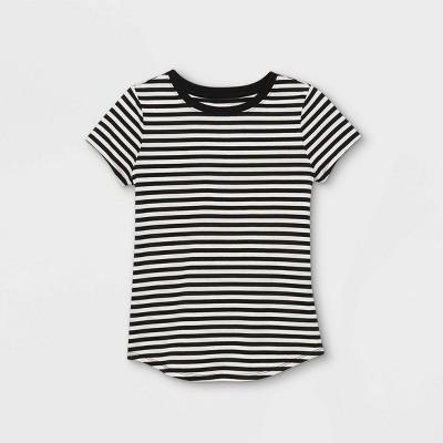 Girls' Printed Short Sleeve T-Shirt - Cat & Jack™