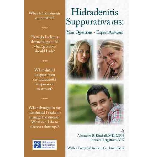 Hidradenitis Suppurativa (HS) : Your Questions - Expert Answers (Paperback) (M.D. Alexandra B. Kimball & - image 1 of 1