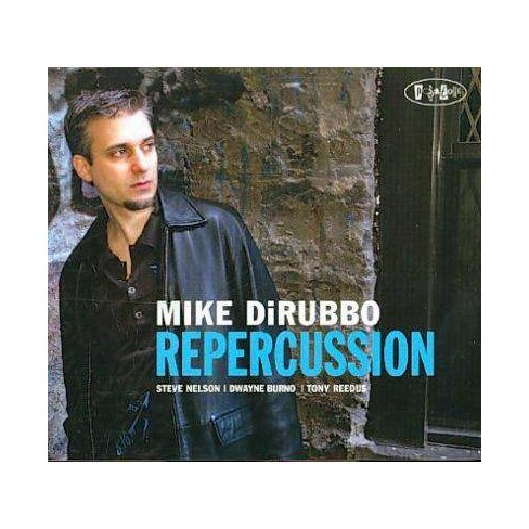 Mike Dirubbo - Repercussion (CD) - image 1 of 1