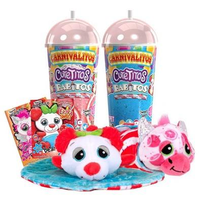 CuteTitos Babitos Carnivalitos Surprise  Series 1 Plush