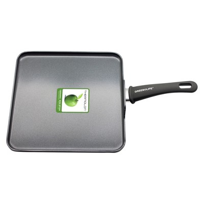 GreenLife 11  Square Griddle Pan