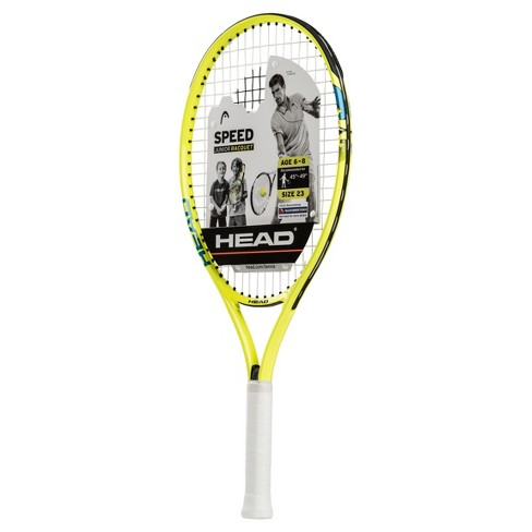 Head Junior's Speed Tennis Racquet - Yellow - image 1 of 4