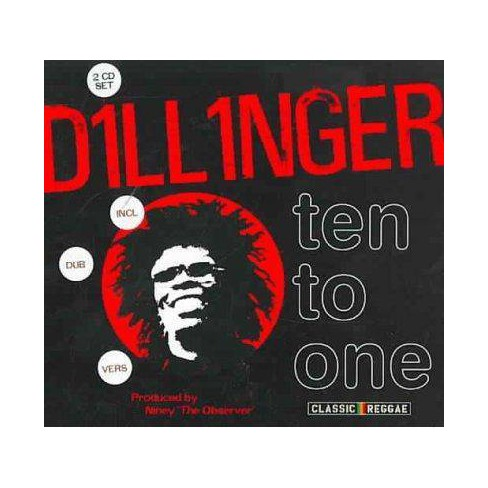 Dillinger - Ten to One (CD) - image 1 of 1