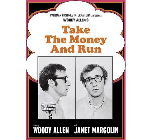 Take The Money And Run (DVD) - image 1 of 1