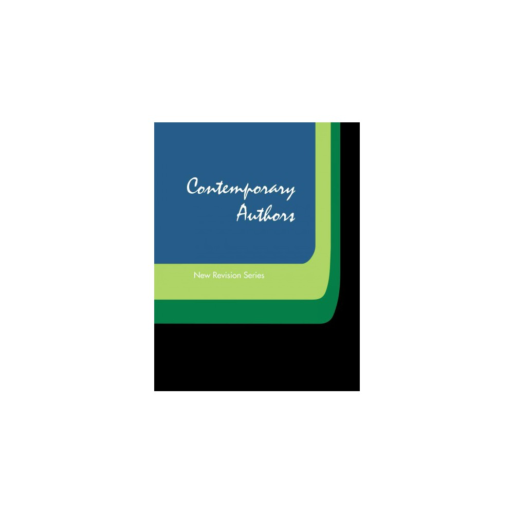 Contemporary Authors : A Bio-Bibliographical Guide to Current Writers in Fiction, General Nonfiction,