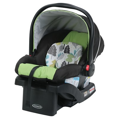 Graco® Snug Ride 30 Click Connect Car Seat Front Adjust - Bear Trail