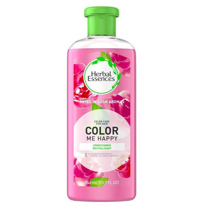 Herbal Essences Color Me Happy Conditioner For Color Treated Hair - 11.7 Fl Oz : Target