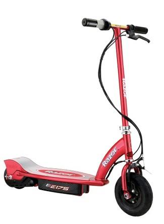 Razor Electric Scooter - E175 Red