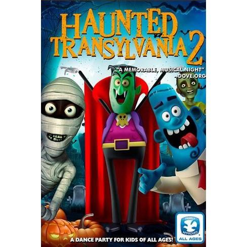 haunted transylvania 2 dvd target