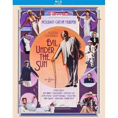 Evil Under The Sun (Blu-ray)(2020)
