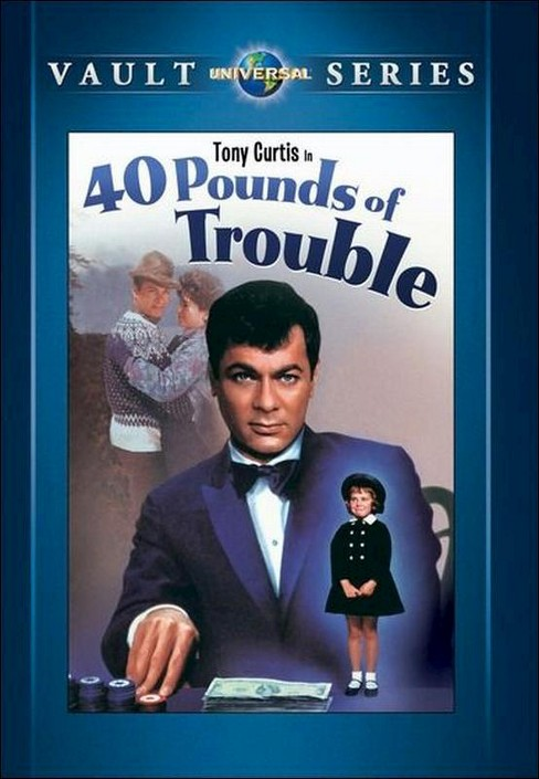 40 pounds of trouble (DVD) - image 1 of 1
