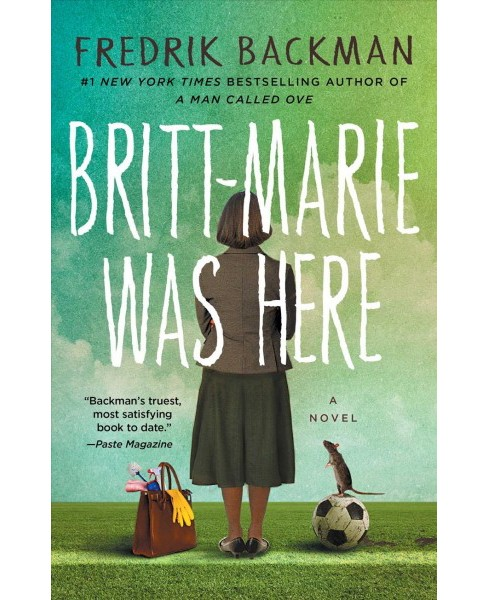 Britt-Marie Was Here (Reprint) (Paperback) (Fredrik Backman) - image 1 of 1